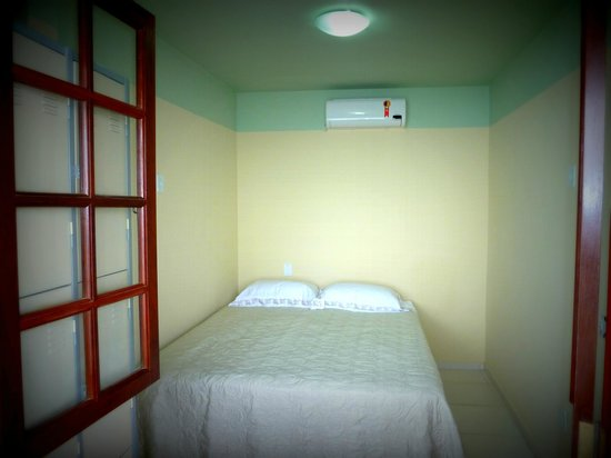 Varandas do Vidigal Hostel & Lounge: Double room