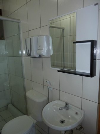 Varandas do Vidigal Hostel & Lounge: Bathroom