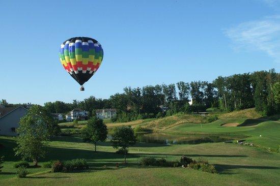 Balloons Over The Rainbow