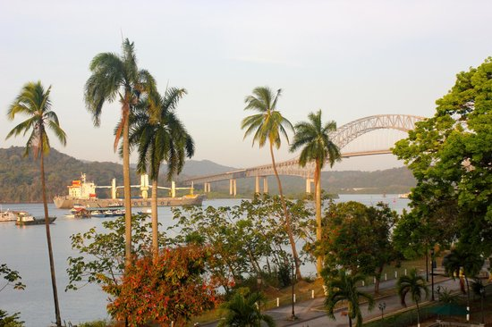 Country Inn & Suites by Radisson, Panama Canal, Panama: VIew from the balcony off room