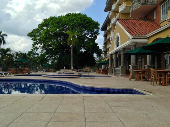 Country Inn & Suites By Carlson, Panama Canal, Panama: Pool area