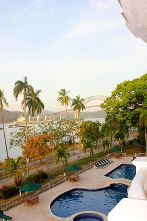 Country Inn & Suites By Carlson, Panama Canal, Panama: View from the balcony