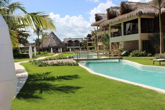 Zoetry Agua Punta Cana : new hotel area