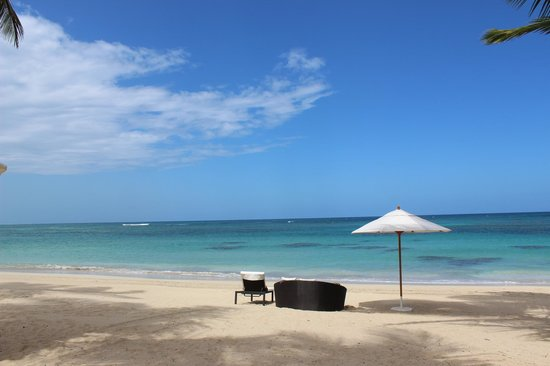 Zoetry Agua Punta Cana : view from our room.