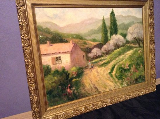 Maison-Atelier Théodore Rousseau : rousseau
