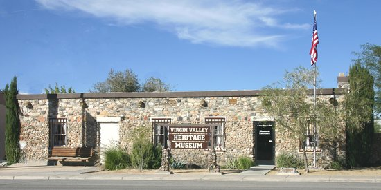 ‪Virgin Valley Heritage Museum‬