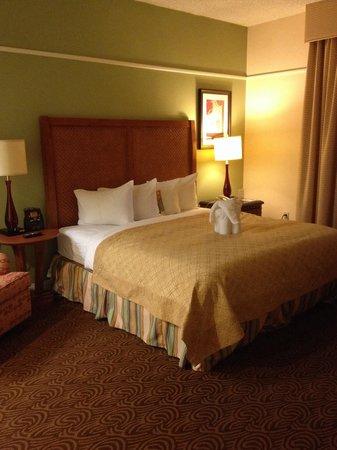 Hilton Grand Vacations at the Flamingo: ベット