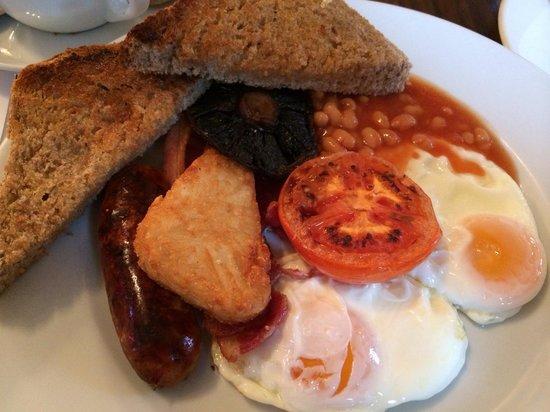 The Urban Beach Hotel: Yummy full English Breakfast