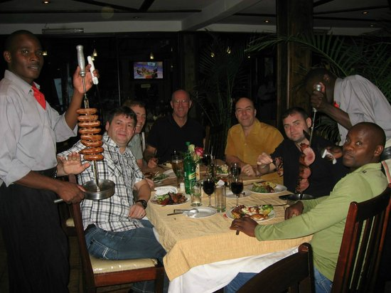 Fogo Gaucho - the best value in Nairobi for Brazilian BBQ