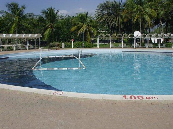 Laguna Mar: piscinas
