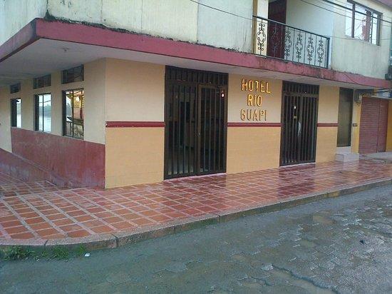 hotel rio guapi