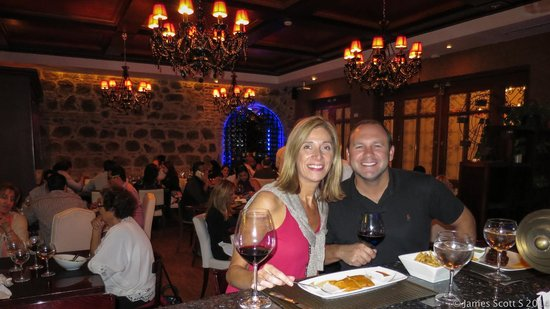 Grapes Restaurant & Bar : Great service and meal ... glad we stopped