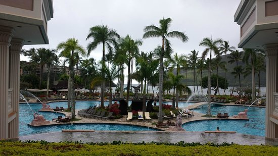 Kaua'i Marriott Resort : Pool