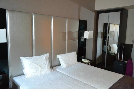 Suico Atlantico Hotel: Habitacion