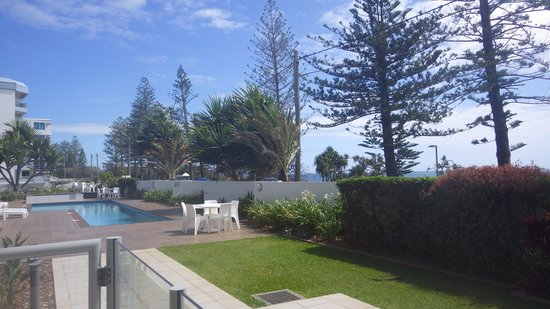C Bargara Resort : Swimming pool