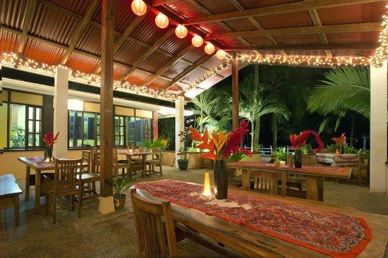 Encantada Ocean Cottages: Gnomes Restaurant