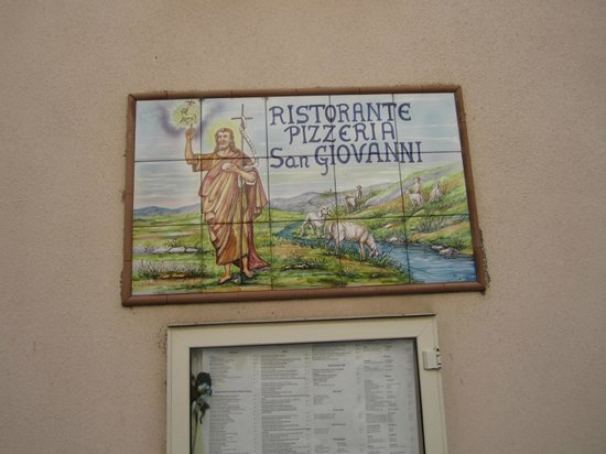 Wisely Travelling: Ristorane San Giovanni