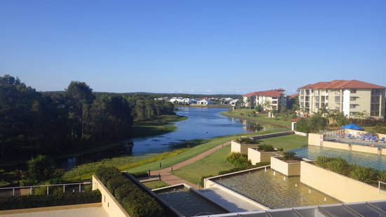 The Sebel Pelican Waters Golf Resort & Spa: view from our room