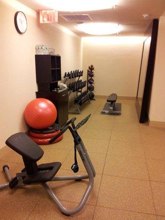 Hilton Garden Inn New York/Central Park South-Midtown West: Gym