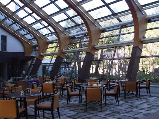 Hotel Ambient Izukogen Annex : ラウンジ