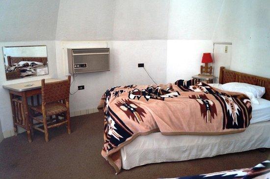 Wigwam Motel : Inside Wigwam