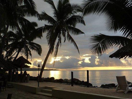 Sonaisali Island Resort Fiji: breath taking view at sonaisali island resort