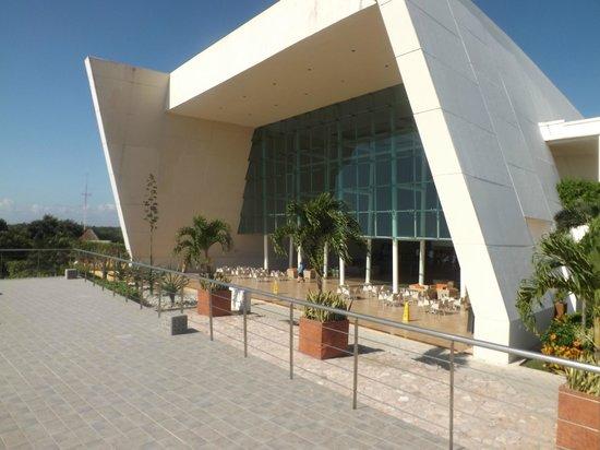 Grand Sirenis Riviera Maya Resort & Spa : lobby