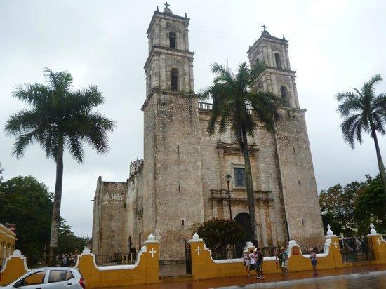 Catedral de San Servasio : catedral Valladolid