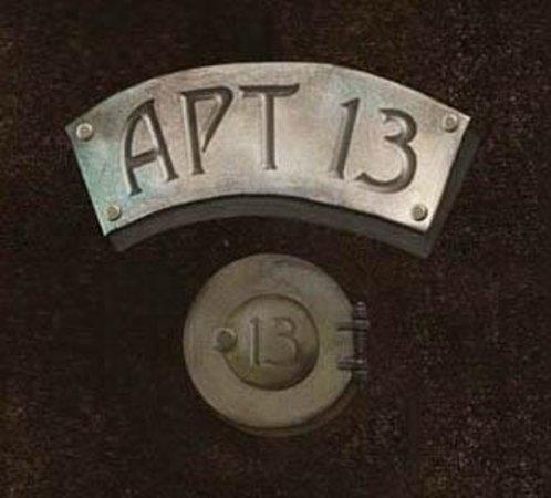 Apartment 13 Logo