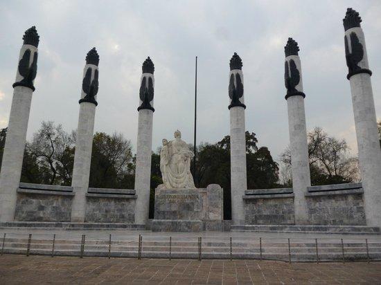 Parc de Chapultepec : Parque Chapultepec