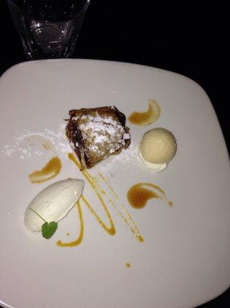 Burger's Patio: Dessert