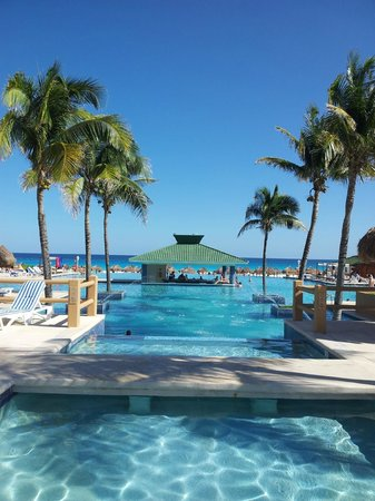 Iberostar Cancun: Pools