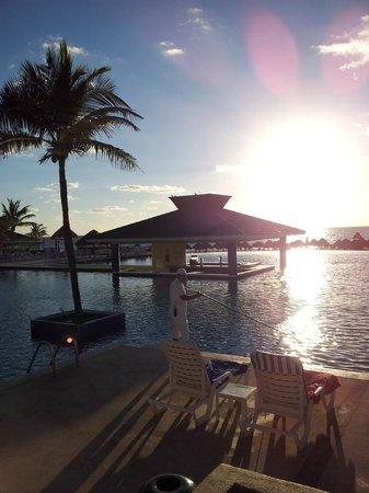 Iberostar Cancun: Sunrise 06.30am