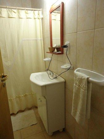 Vientos del Sur: Banheiro