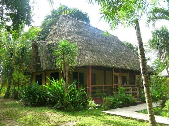 Crystal Paradise Resort : our cabana