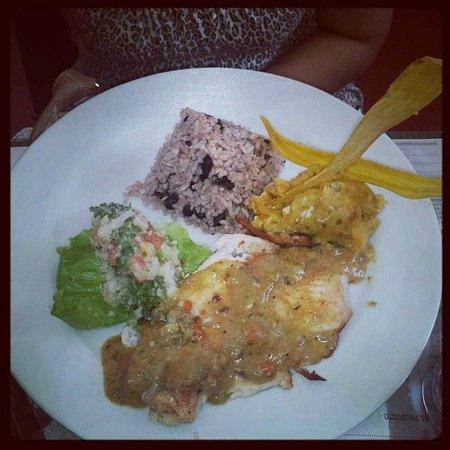 La Mulata: pollo