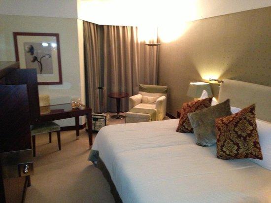Crowne Plaza Porto: habitación