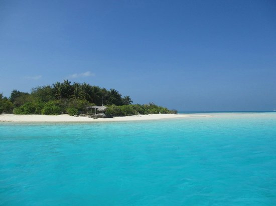 Happy Life Maldives Lodge : Beach Happylife 2