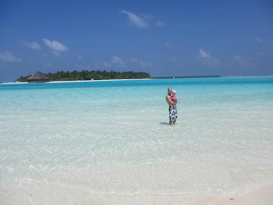 Happy Life Maldives Lodge : Beach Happylife 3
