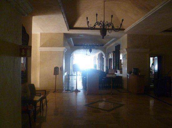 Tesoro Ixtapa: lobby area
