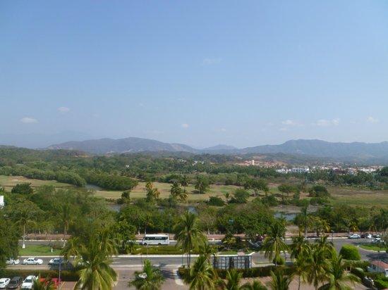 Tesoro Ixtapa: a view from the 6th floor