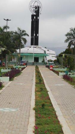 Equator Monument in Pontianak