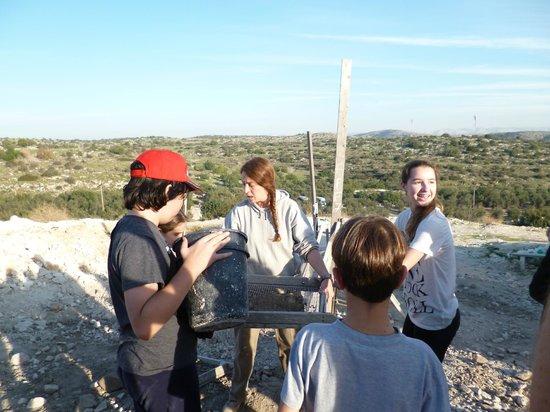 Bet Guvrin-Maresha National Park: Sifting through ancient dirt