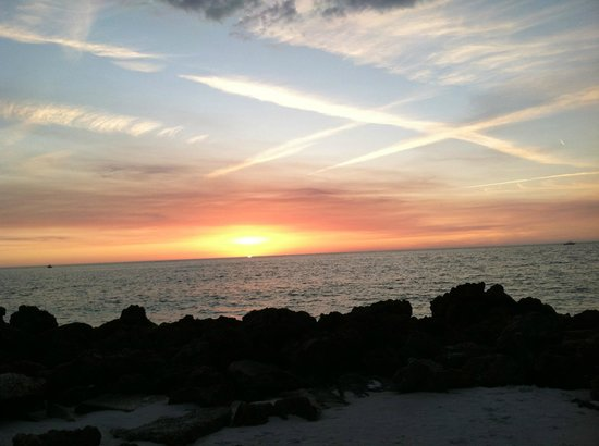 Siesta Beach: Sunset