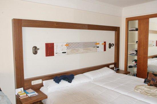 TUI SENSIMAR Natura Palace & SPA: Double bedroom