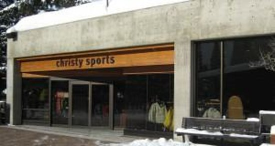 Snowbird, UT: Christy Sports