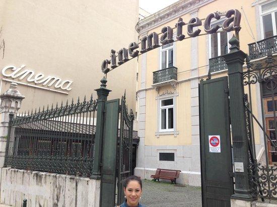 Cinemateca Portuguesa: Cinemateca