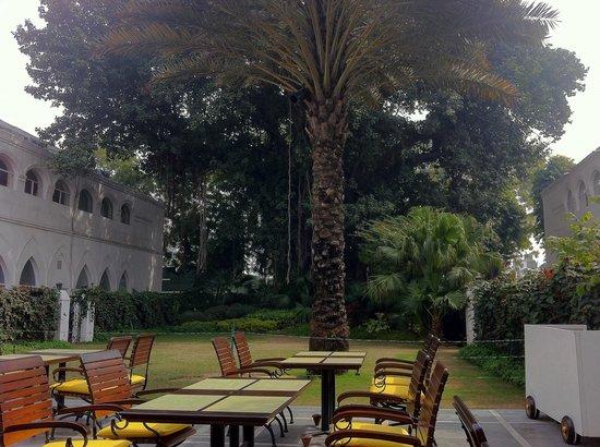 Maidens Hotel: Garden Terrace cafe