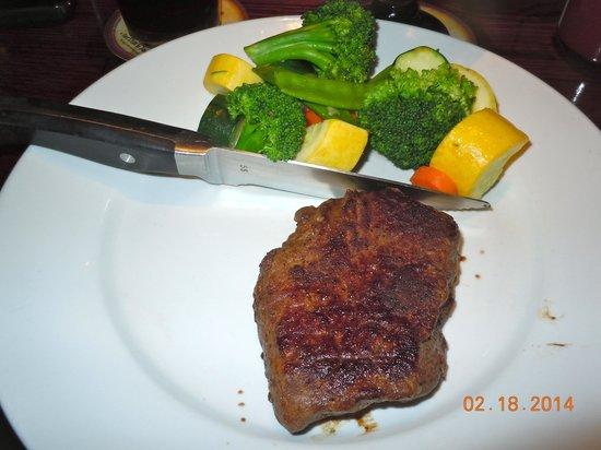 LongHorn Steakhouse: Steak
