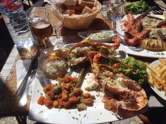Fanatic: Belles assiettes de la mer !
